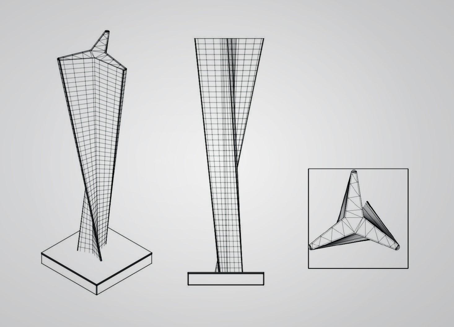 Mercedes-Benz Twisted Trophy - Hatch Design - Digital Creative Agency