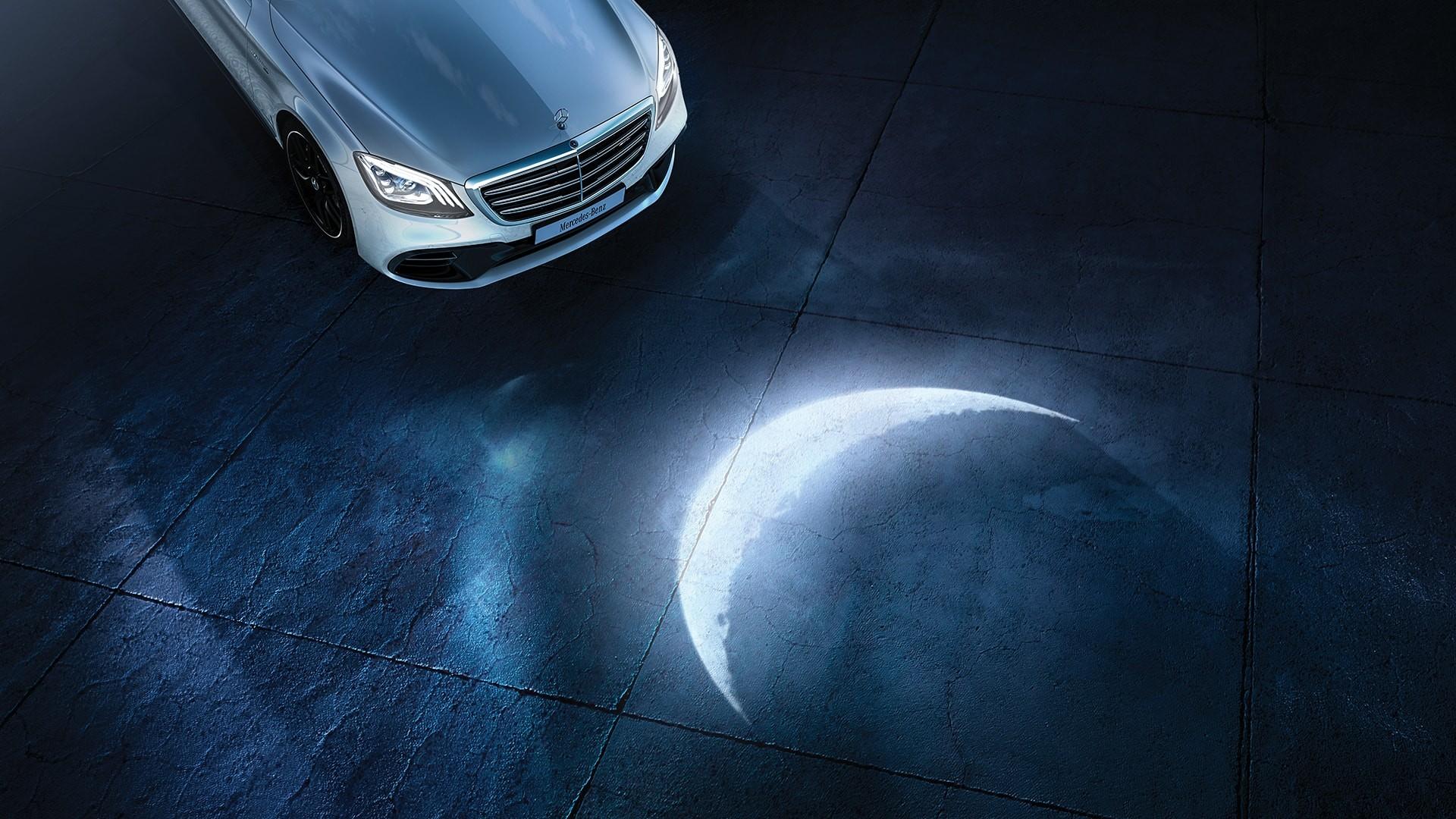 Mercedes-Benz Ramadan 2018 Campaign - Hatch Design - Digital Creative Agency